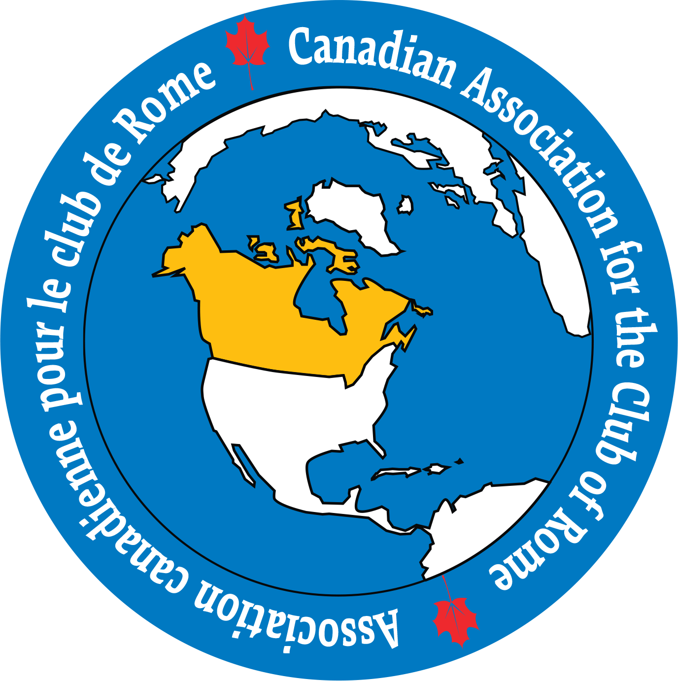 Canadian Association for the Club of Rome Logo