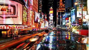 NY City at Night