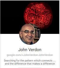 John Verdon blog.