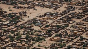 Flood in Sudan – The CSA is delivering satellite imagery to support emergency response efforts – August 2016