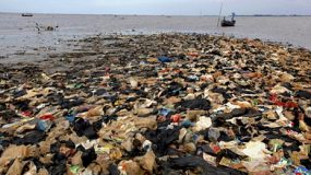 Plastics in the ocean may threaten existence as we know it.