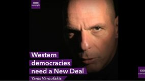 The West needs a New Deal