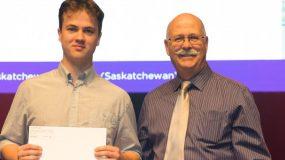 CACOR Award at the 2017 Canada Science Fair