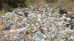 The Ocean is our Garbage Dump