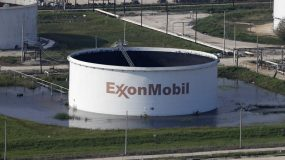 Hurricane Harvey, Climate Denial, Fake News, and ExxonMobil