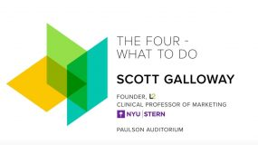 Scott Galloway – The Four – What To Do