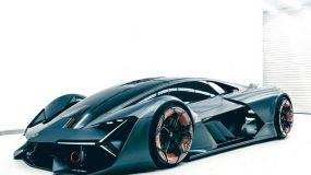 Lamborghini Terzo Millennio Project Unveiled