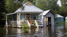 Is Adaptation abandoning the coasts?  Louisiana is the poster child