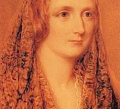 Mary Shelley, English novelist