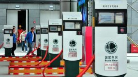 China builds world's largest EV charging network with 167,000 stations