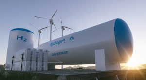 Hydrogen renewable energy production