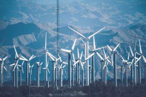 California Wind Power Plant