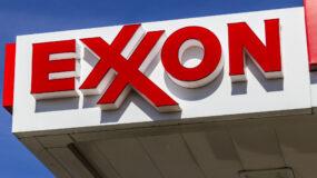 Indianapolis - Exxon Retail Gas Location